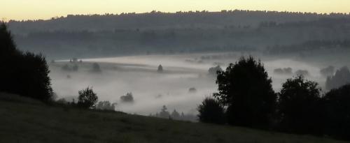 morze mgieł #góry #mgła #MorzeMgieł