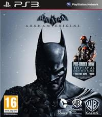 Batman Arkham Origins (2013) PS3 - P2P