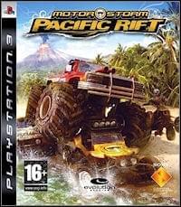 MotorStorm  Pacific Rift (2008) PS3 - P2P