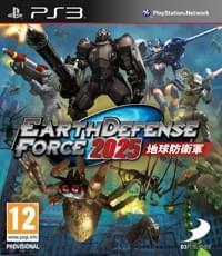 Earth Defense Force 2025 (2014) PS3 - P2P