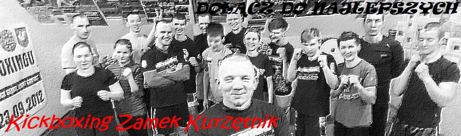 Jobs Kick-Boxing Team - Sekcja Kick-Boxingu KS Zamek Kurzętnik