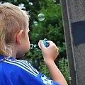 #bańki #dziecko #lato #wakacje