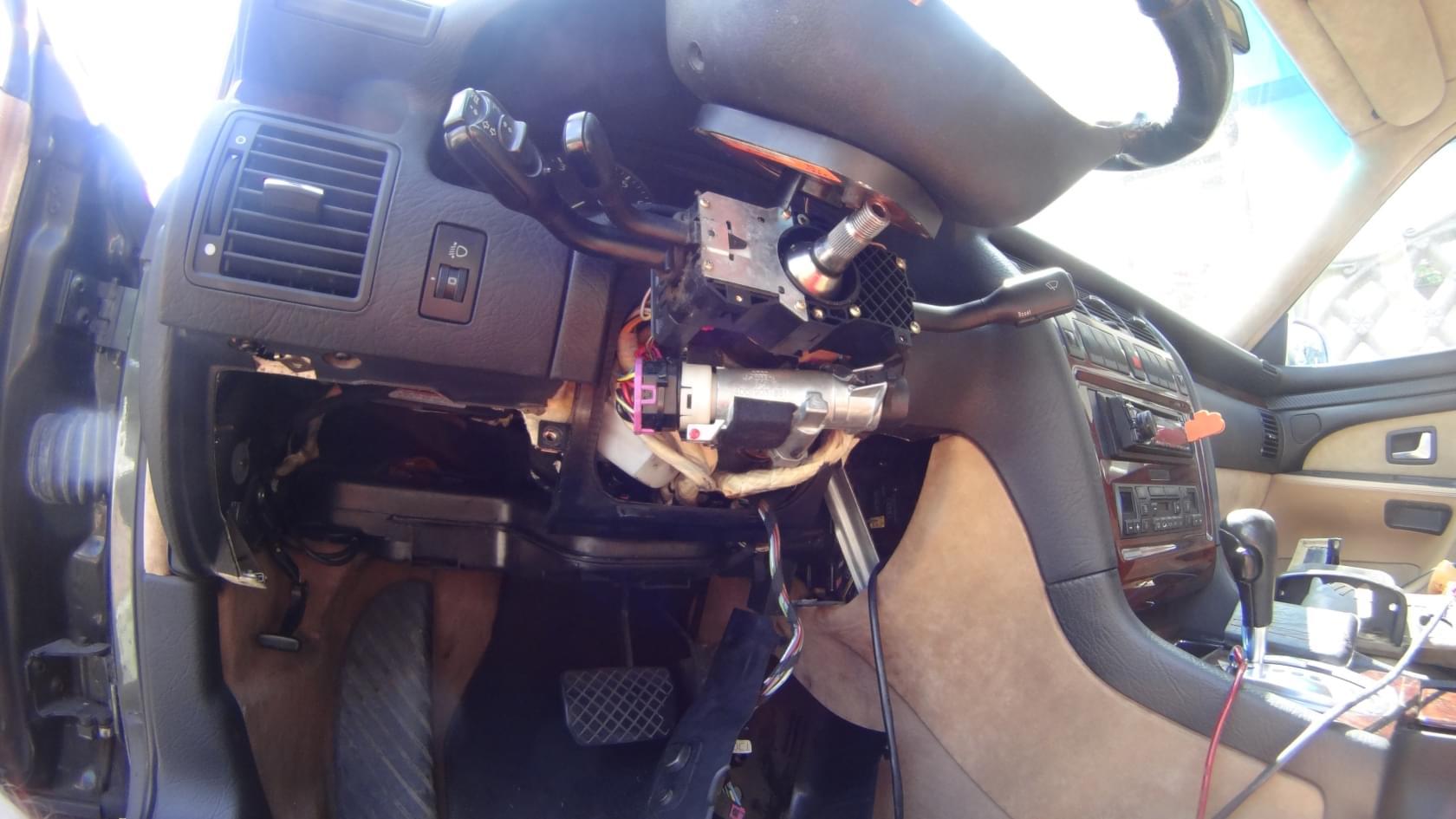 Audi A8 Klub Polska D2 95 4 2pb Lpg Problem Z Odpaleniem