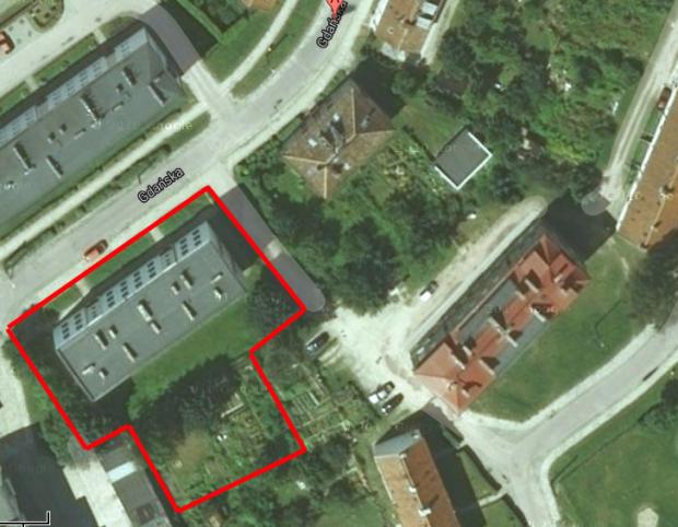 widok z satelity #mieszkanie #olsztyn #sprzedam #zatorze