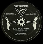 Kid Machine - Replicants 2012 (EP)