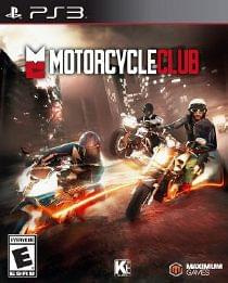 Motorcycle Club (2014) PS3 - DUPLEX