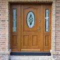 #drzwi #DrzwiDębowe #DrzwiWejściowe