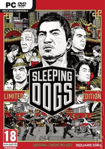 Sleeping Dogs (2012/Repack) SEYTER