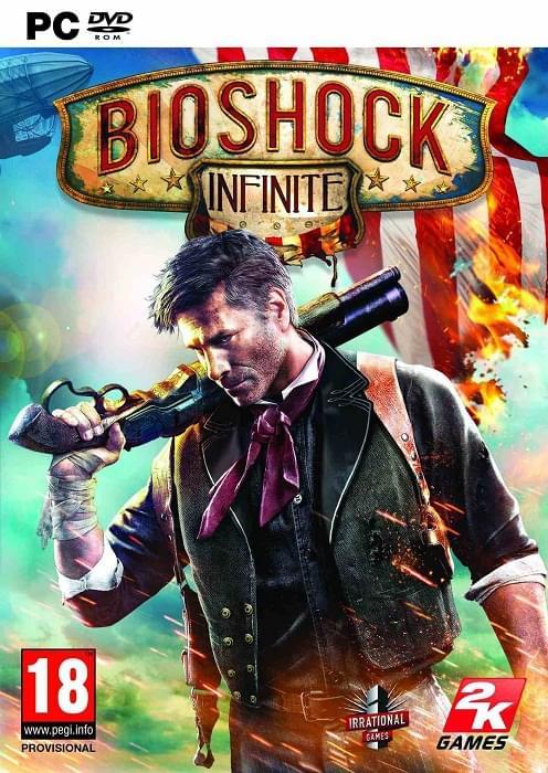 BioShock Infinite GOTY (2013) Repack BLACKBOX
