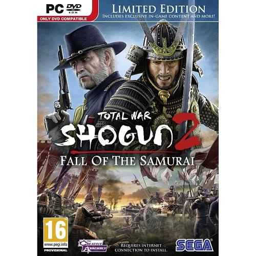 Total War Shogun 2 Fall of the Samurai (2012) SKIDROW