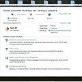 """zrzut ekranu """"Centrum sieci i udostępniania"""" #internet #KartaSieciowa #komputer #router #sieć #Wifi"""