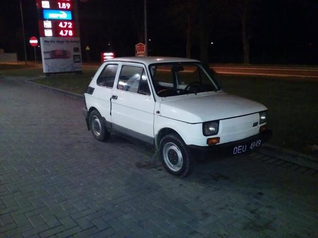 Fiat 126p by Fishu (Facebook)