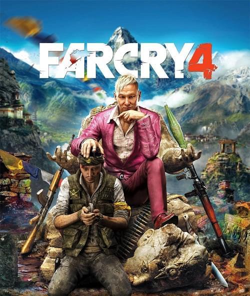 Far Cry 4 (2014/Repack) R.G Mechanics