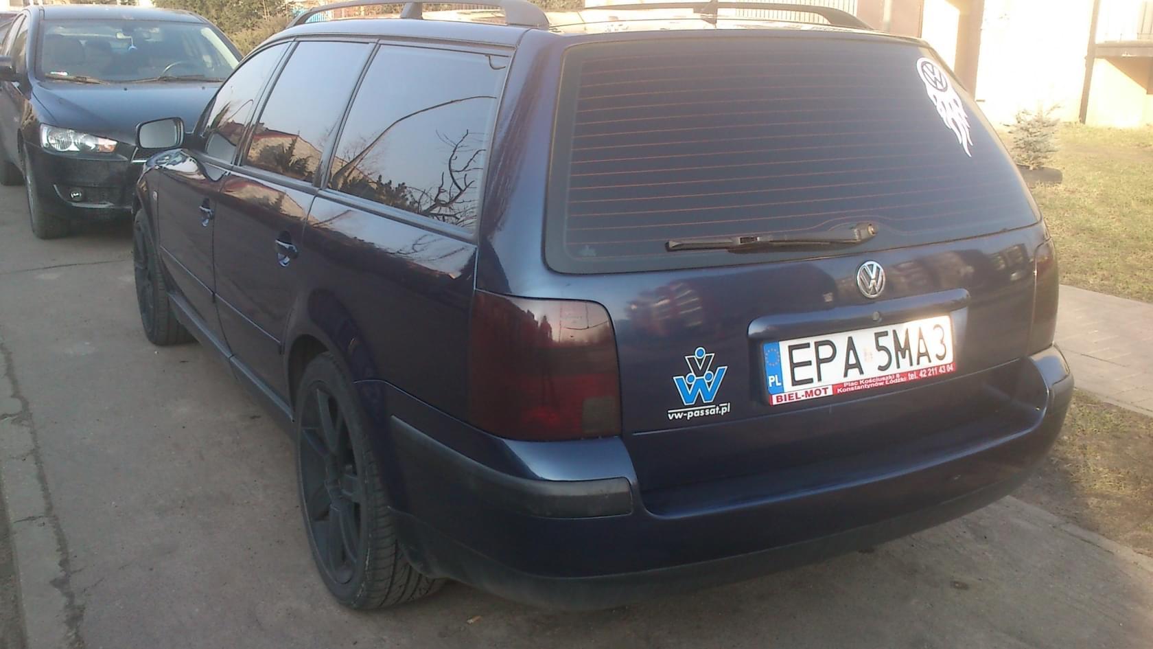 Volkswagen Mój Passat 18 20v