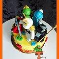 Tort Lego Ninjago #lego #LegoNinjago #tort #TortyKraków #TortyWalentynki