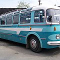 Autobus Škoda 706 RTO LUX #SkodaRTO #wojsko #Czechy #JelczLux #Karosa