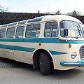Autobus Škoda 706 RTO LUX #SkodaRTO #wojsko #Czechy #JelczLux